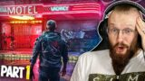 Cyberpunk 2077 – This Game is BREATHTAKING! (Part 1)