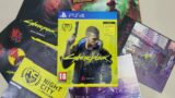 Cyberpunk 2077 Unboxing|And What's the issues with this Game.
