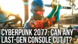 Cyberpunk 2077 Xbox One/X vs PS4/Pro Tested – Can Any Last-Gen Console Cut It?