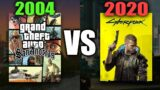 Cyberpunk is worse than a game from 2004 – GTA San Andreas vs Cyberpunk 2077 [No Spoilers]