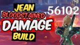 DO MASSIVE DAMAGE WITH THIS JEAN GENSHIN IMPACT BUILD | [DPS PHYSICAL/SUPPORT JEAN]