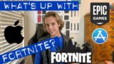DOES APPLE HATE FORTNITE??   What's Up With Epic Games