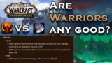 DOES WARRIORS NEED TO BE BUFFED FOR SHADOWLANDS? FURY VS ARMS DPS Whats better? World of Warcraft