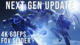 Destiny 2 Next Gen Update (PS5 & Xbox Series X Gameplay)