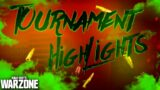 Destroy's Tournament Day Highlights (call of duty warzone)