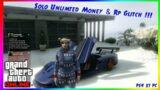*EASY & SOLO* GTA 5 Online UNLIMITED Money & Rp Glitch | GTA 5 Money Glitch | GTA V Money Glitch