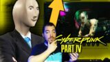 El DRAMA de CYBERPUNK 2077 Episodio 4: STONKS   Bug de PARTIDA BORRADA fixed, 13 MILLONES vendidos