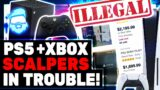 Epic Bacfire For PS5 & XBOX Scalpers! Wal-Mart Refunds Orders & Politicians Look To Make Illegal!