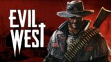 Evil West Cowboy vs Zombie action World Premier gameplay – PS5 PS4 Xbox Series X|S Xbox One PC