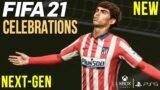 FIFA 21 | ALL 104 CELEBRATIONS TUTORIAL | NEXT GEN – NEW PS5, XBOX SERIES X