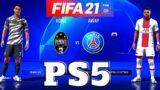 FIFA 21 NEXT GEN PS5/Xbox Series X – Career Mode – Mbappe vs Cristiano Ronaldo – Champions League