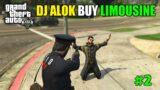 FREE FIRE DJ ALOK BUY DONALD TRUMP LIMOUSINE CAR   GTA V GAMEPLAY #2