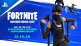 Fortnite – Generations Cup | PS5, PS4
