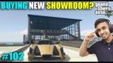 GTA 5 : TECHNO GAMERZ NEW SHOWROOM? | MOD GAMERZ | TECHNO GAMERZ GTA V GAMEPLAY #102