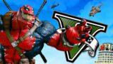 GTA 5 : VENOMPOOL in GTA V !! -Rachitroo