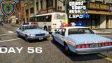 GTA V LSPDFR 0.4.8   Houston Police Dept   80s Retro Week