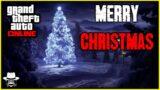 GTA V Online – MERRY CHRISTMAS 2020