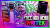 GTA V Online PC 1.52   iVritex 1.2.8 FREE NEW MOD MENU   Full Recovery   *UNDETECTED*   + Tutorial