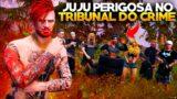 GTA V: VIDA DO CRIME | MERECE UMA CHANCE DA TROPA? JULIANA VAI PASSAR PELO TEMIDO TRIBUNAL! |EP#57