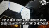 Game News: PS5 vs Xbox Series X sales figures: Which console came out top at start of next-gen?