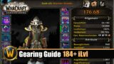 Gearing Guide 184+ iLvl + Tipps & Tricks im Shadowlands Start