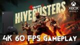 Gears 5 Hivebusters – Xbox Series X 4K 60 FPS Gameplay