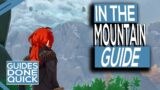 Genshin Impact In The Mountains Quest Guide