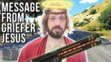 Griefer Jesus Speaks To DarkViperAU (GTA V Chaos Mod)