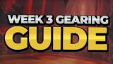 HOW TO GEAR FOR THE NEW MYTHIC RAID (Shadowlands Week 3 200+ ilvl)
