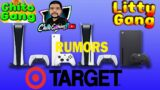 Helping the Gaming Community buy A PS5 or Xbox from a Rumor [not confirmed] Target restock.| Q&A
