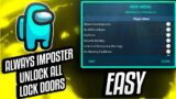 How to Download AMONG US + MOD MENU *UPDATED*   Always Imposter & More! (PC & Mobile)