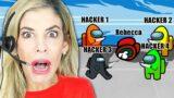 I Got Hacked Playing Among Us! Zamfam Gaming