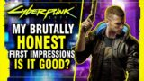 I've Played 30+ Hours of Cyberpunk 2077 – Here's What I Thought