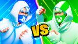 Ich schaue 1 TAG PS5 und XBOX SERIES X Spielern zu – Wer ist besser in Fortnite?