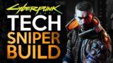 Incredible Tech Sniper Build – Cyberpunk 2077