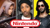 Is Sephiroth in Smash Ultimate Top Tier? Cyberpunk 2077 Removed by Sony, More Nintendo Drama