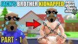 JACK'S BROTHER GOT KIDNAPPED   PART-1   Sasti GTA V   Dude Theft Wars   Tecnoji Gamer