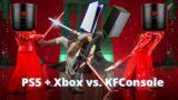 KFConsole vs. PS5 + Xbox Series X   THE ULTIMATE SHOWDOWN