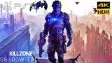 Killzone Shadow Fall PS5 HDR 60fps – Gameplay capture & edit 4K Playstation 5