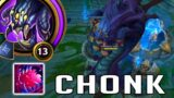 League of Legends but i'm playing as Baron Nashor and oh dear this is impossible