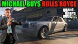 MICHAEL BUYS ROLLS ROYCE    GTA V    HARSH IN GAME