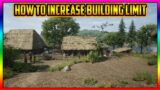 Medieval Dynasty How To Increase Building Limit