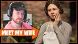 Meet my WIFE in Medieval Dynasty! (Medieval Dynasty Gameplay EP2)