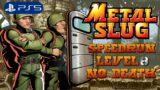 Metal Slug (PS5) – Full Speedrun Level-8 No Death (4K)