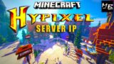 Minecraft Hypixel IP How to join Hypixel
