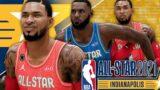 NBA 2K21 PS5 MyCAREER #28 – 2021 NBA ALL-STAR GAME & 3PT CONTEST!!