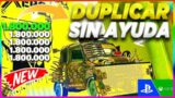 NUEVO! – *SOLO* DUPLICAR COCHES SIN AYUDA – SUPER FACIL MASIVO – GTA V ONLINE – PS4/XBOX