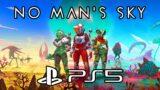 No Man's Sky – Gameplay on PS5 (4K)