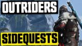 OUTRIDERS – SIDEQUEST RAW GAMEPLAY