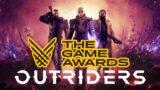 Outriders Trailer de los Video Game Awards